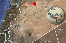 Nga cáo buộc Israel đứng sau vụ không kích căn cứ không quân Syria