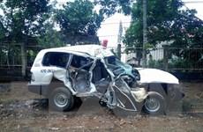 Phó Thủ tướng chỉ đạo xử lý vụ đâm xe liên hoàn làm 3 người chết