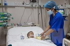 Phẫu thuật thành công bệnh nhi hẹp eo động mạch chủ ở Đồng Nai