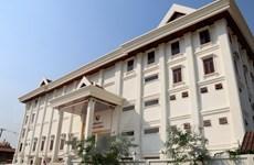 Quân đội Việt Nam xây tặng trụ sở Đoàn Văn công quân đội Lào