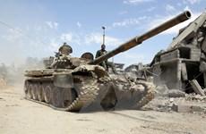Thủ lĩnh phiến quân ở Syria từ bỏ vũ khí, rời khỏi Đông Ghouta