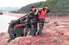Quảng Ninh di dời thành công một quả bom nặng 225kg