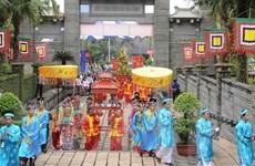 Thành phố Hồ Chí Minh tổ chức nhiều hoạt động dịp Lễ giỗ Tổ Hùng Vương