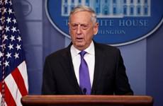 Mỹ chưa có thông tin về thương vong sau đợt đầu không kích Syria
