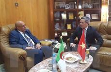 Việt Nam-Algeria tăng cường hợp tác kinh tế giữa các địa phương