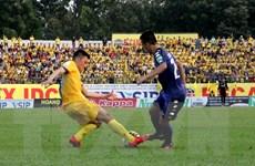 Vòng 5 V-League 2018: Vòng đấu của những bữa tiệc bàn thắng