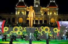 TP.HCM tổ chức nhiều hoạt động kỷ niệm Ngày thống nhất đất nước