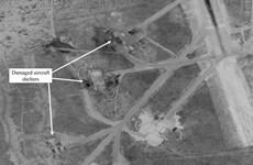 Hệ thống phòng không Syria bắn hạ tên lửa tấn công Homs