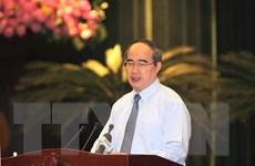 Khai mạc Hội nghị lần thứ 16, Ban Chấp hành Đảng bộ TP.HCM khóa X