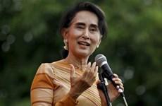 Cố vấn Nhà nước Myanmar bắt đầu thăm chính thức Việt Nam