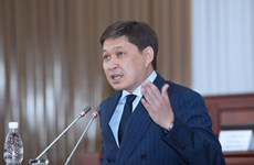 Chính phủ của Thủ tướng Kyrgyzstan Isakov có nguy cơ bị bãi nhiệm