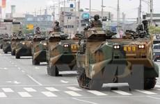 Quân đội Mỹ, Hàn Quốc vẫn lúng túng về thời gian tập trận chung