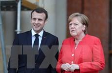 Tổng thống Pháp Emmanuel Macron công du Đức bàn luận cải cách EU