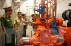Bộ Công an kiểm tra công tác phòng cháy chữa cháy tại Đà Nẵng