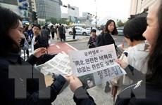 Hơn 60% dân Hàn Quốc tin vào thiện chí phi hạt nhân hóa của Triều Tiên
