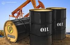 Venezuela đề xuất giảm 30% giá dầu cho Ấn Độ nếu mua qua bằng tiền ảo