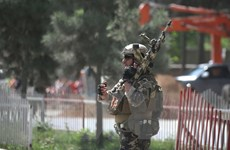 An ninh Afghanistan giảm quân số bất chấp bất ổn an ninh gia tăng