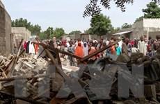 Nổ lớn liên tiếp tại Nigeria, ít nhất 20 người thiệt mạng