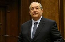 Tổng thống Armenia kêu gọi đàm phán giải quyết khủng hoảng