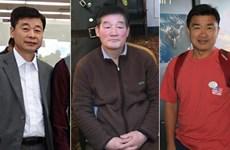Ba công dân Mỹ bị bắt tại Triều Tiên có thể sắp được trả tự do