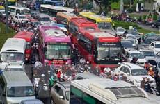 Cửa ngõ phía đông Thành phố Hồ Chí Minh ùn tắc nghiêm trọng