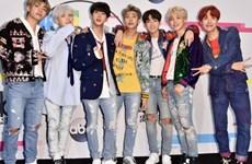 Nhóm K-pop BTS được vinh danh ở lễ trao giải âm nhạc của Tây Ban Nha