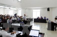 Xét xử phúc thẩm vụ án tại PVC: Các bị cáo khai về Hợp đồng EPC số 33