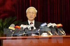 Phát biểu của Tổng Bí thư khai mạc Hội nghị Trung ương 7