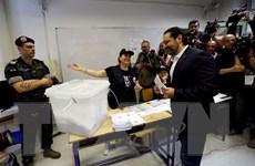 Bầu cử Quốc hội Liban: Đảng của Thủ tướng Hariri mất 1/3 số ghế