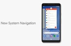 Google làm mới phiên bản Android sắp tới giống iOS trên iPhone X