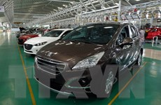 Thị trường ôtô tháng 4, sức tiêu thụ xe nhập khẩu tăng trưởng mạnh
