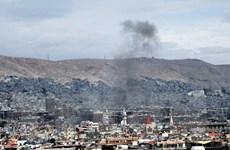 Syria tuyên bố sẵn sàng giáng trả các cuộc không kích của Israel