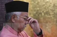 Cảnh sát Malaysia lập hàng rào xung quanh tư dinh cựu Thủ tướng