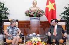 Làm sâu sắc hơn quan hệ hợp tác Việt Nam và Tây Ban Nha