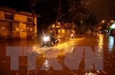 Hà Nội còn ít nhất 15 điểm có nguy cơ ngập úng cao ở khu vực nội đô