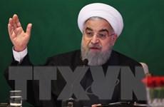 Tổng thống Iran đề nghị EU phản đối những hành động của Mỹ