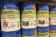 Nhiều siêu thị tại Australia thông báo hạn chế bán sữa công thức