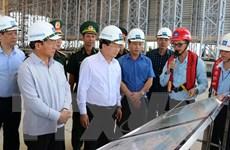 Phó Thủ tướng Trịnh Đình Dũng kiểm tra khai thác hải sản tại Hà Tĩnh