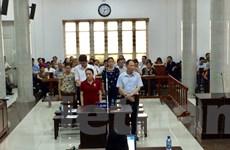 Nguyên phó giám đốc sở nông nghiệp Hà Nội bị phạt 12 năm tù