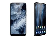 Nokia X6 chính thức ra mắt với màn hình kiểu tai thỏ giống iPhone X