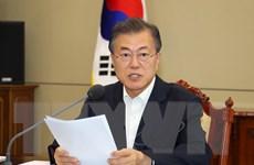 Hàn Quốc muốn làm trung gian thu hẹp khoảng cách giữa Mỹ và Triều Tiên