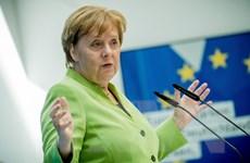 Thủ tướng Đức Angela Merkel bảo vệ kế hoạch tăng chi tiêu quốc phòng