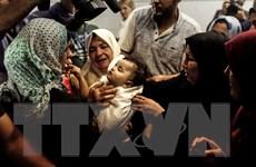 UNICEF cảnh báo thảm họa nhân đạo với trẻ em tại Gaza