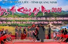 """Hội """"Ngày kiêng gió""""- nét văn hóa đặc sắc của đồng bào Dao Thanh Phán"""