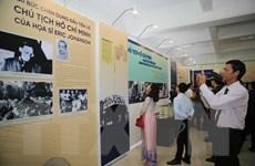 """Triển lãm """"Chủ tịch Hồ Chí Minh với những người bạn châu Âu"""""""