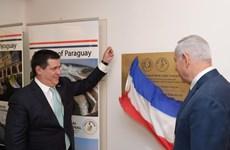 Paraguay khai trương đại sứ quán tại Israel ở Jerusalem