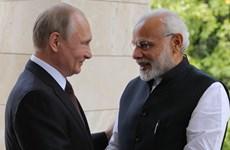 Ấn Độ, Nga nhất trí về tầm quan trọng xây dựng trật tự thế giới đa cực