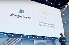 Google News sẽ được tích hợp AI để chọn tin và chặn tin tức giả mạo