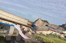 Vụ lật tàu hỏa SE19 ở Thanh Hóa: Khởi tố bị can hai nhân viên gác chắn