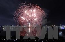 Lễ hội pháo hoa quốc tế Đà Nẵng 2018 - lung linh trên sông Hàn